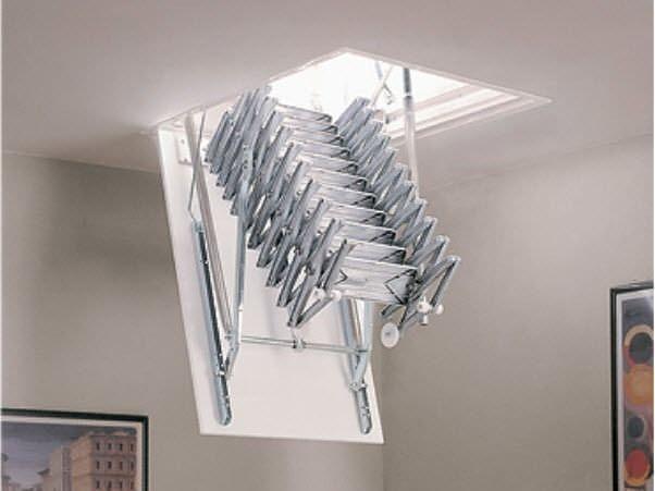 Best Ladder Accordion Protection Retractable Aluminum 400 x 300