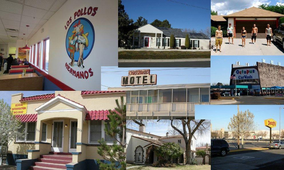 The 10 Best Breaking Bad Albuquerque Locations