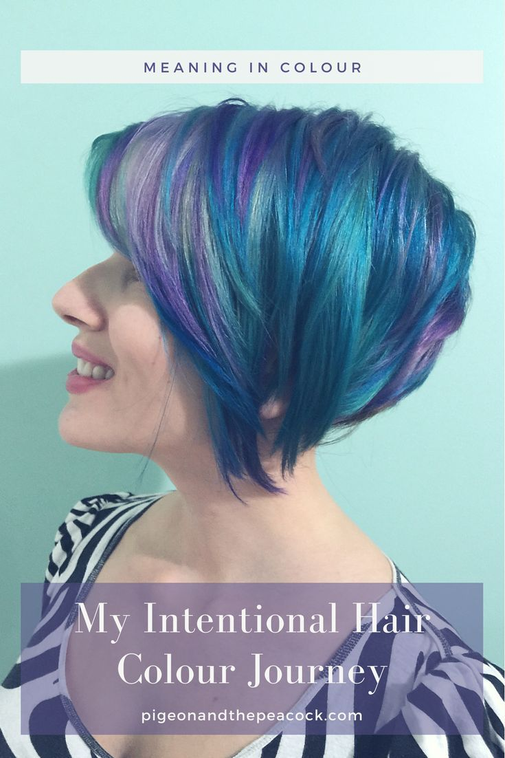 Punky Colour Review My Intentional Hair Colour Journey Punky