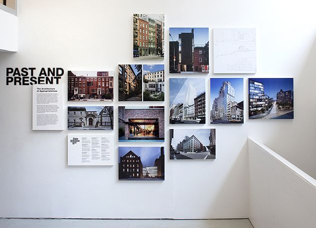Graphic Design Muur : Ps new york ps los angeles environmental graphics and signage