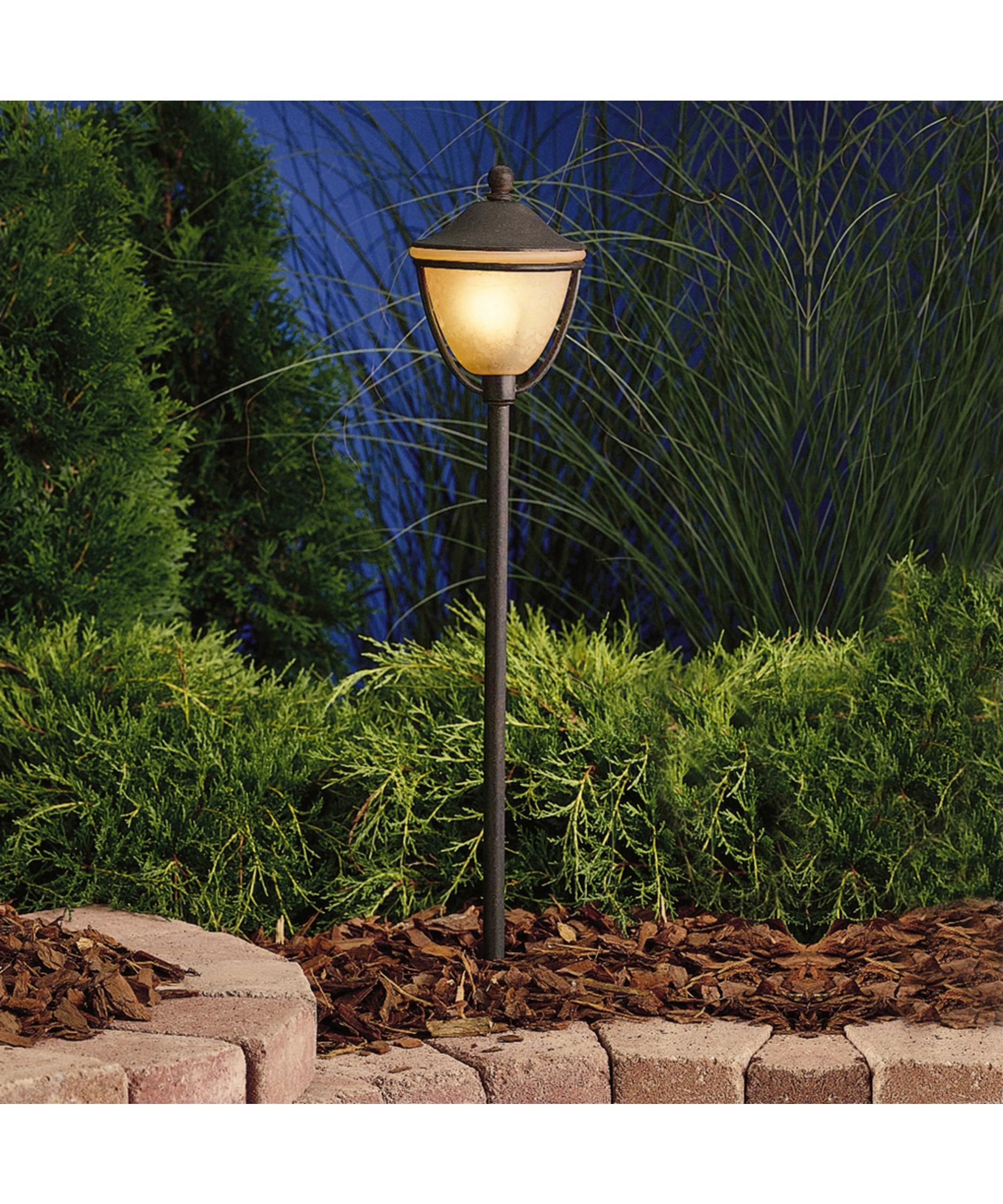 26 Inch Decorative Pathway Light By Kichler Lighting Pathway Lighting Landscape Lighting Path Lights