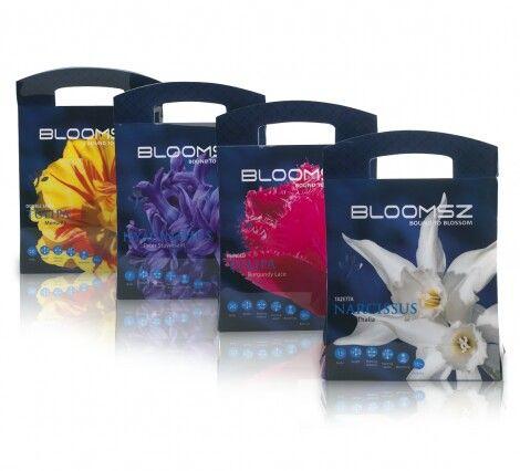 Bloomsz packaging