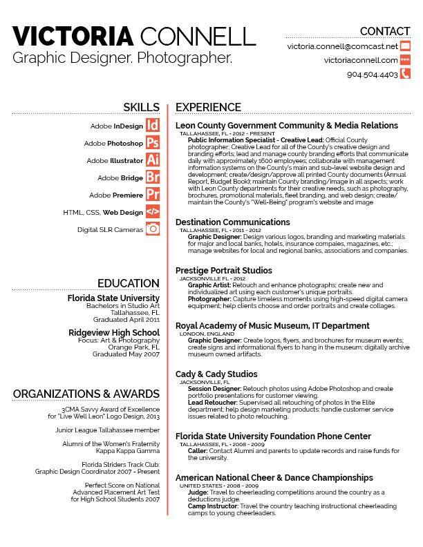 vc-resumejpg (612×792) Marketing Pinterest Marketing