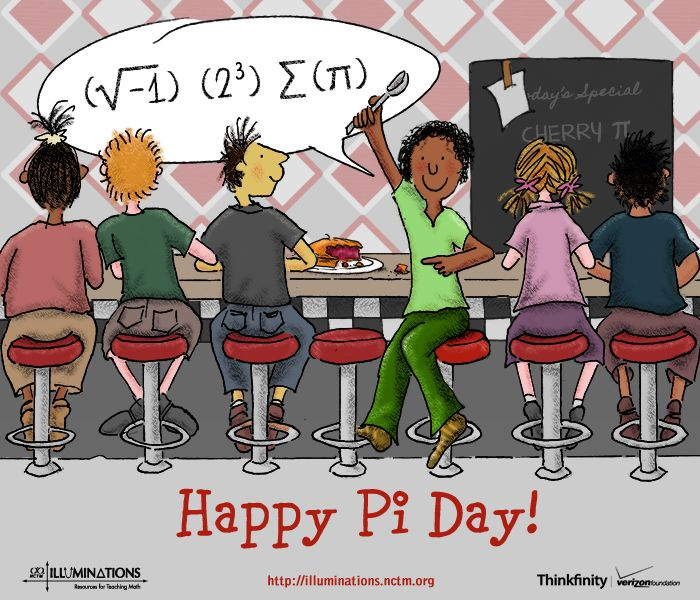 National Pi Day Quotes: I Ate Some Pi! Happy Pi Day!