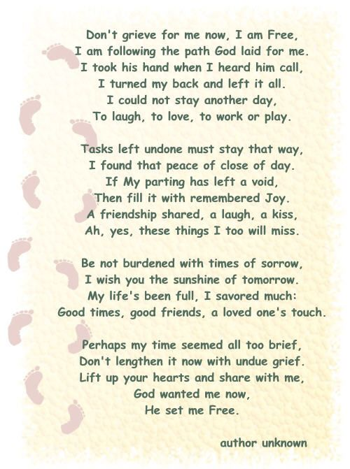 Image Detail For  In Loving Memory Poems / In Loving Memory Sayings