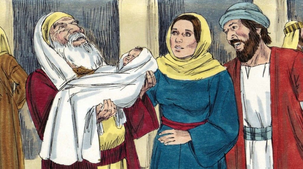 lesson 2 a study of luke luke 222 38 simeon and anna see jesus free bible lesson for children