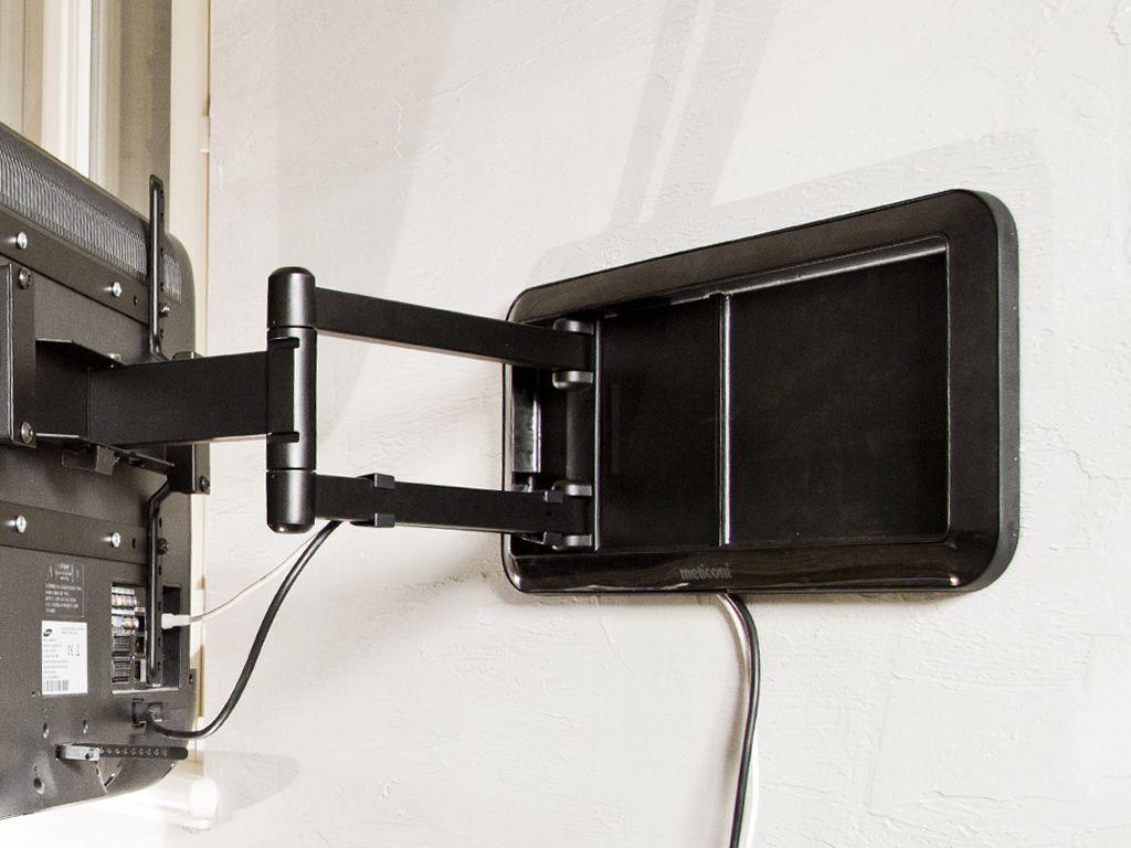 Porta Tv A Muro Meliconi.L Prodotto Drs 200 E Un Supporto A Muro Per Tv E Fa Parte