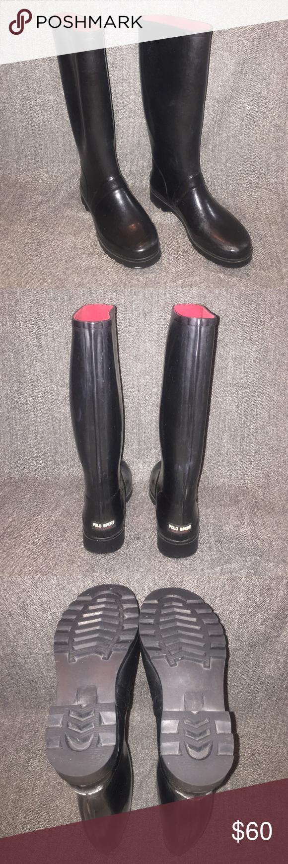 POLO SPORT High Rain Boots   Boots
