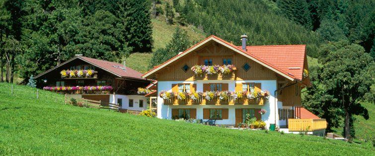 Ferienhof Steinmüller in Bad Hindelang/Allgäu