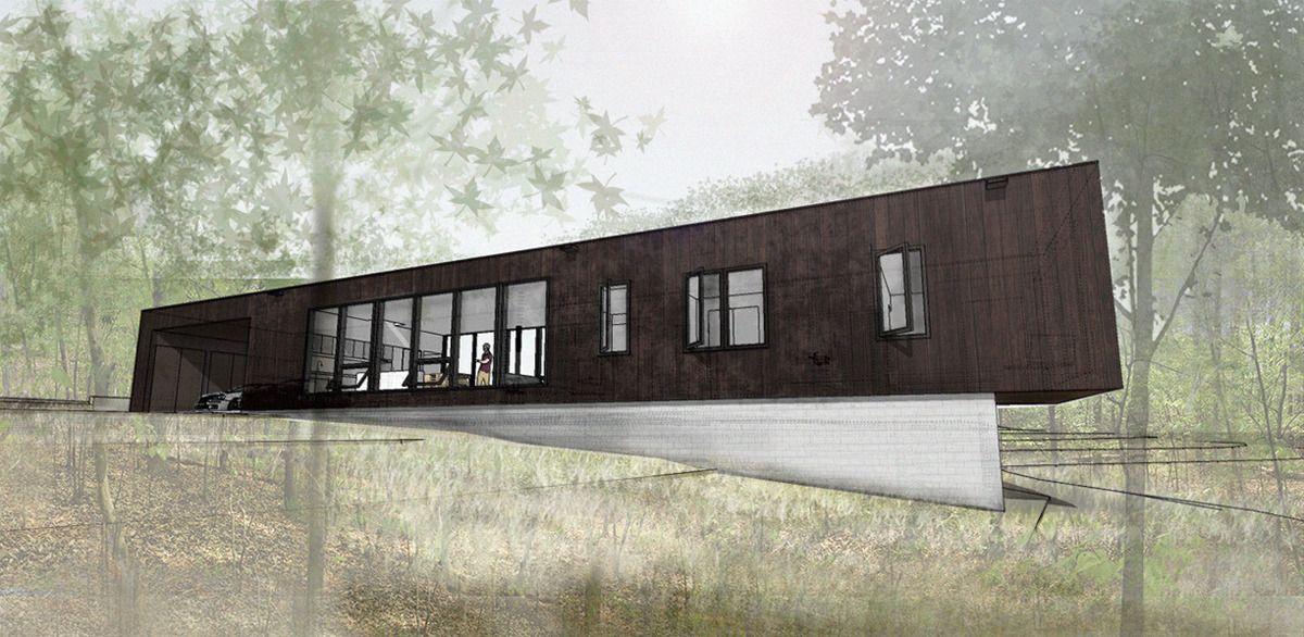 in situ studio Corbett Residence Architecture