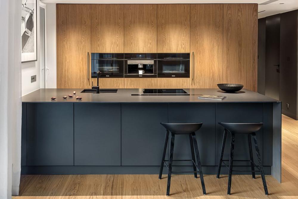 Bezuchwytowe Szafki Model Marki Zac 1 Interior Design Kitchen Kitchen Design Kitchen