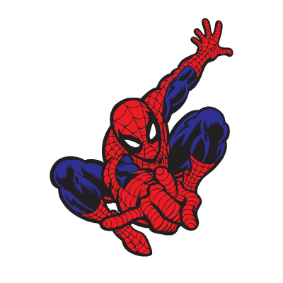 spiderman logo spider man vector preview another vector