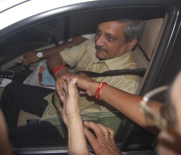 Call of the nation, says Parrikar Read: http://www.gismaark.com/NewsExpressViews.aspx?NEID=385 #gismaark #parrikar #modi