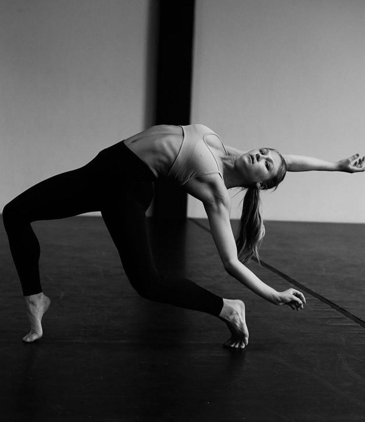 Ok This is a very weird position. #danceandmovement