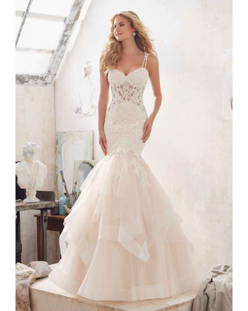 Mori Lee 8118 Marciela Wedding Dress En 2019