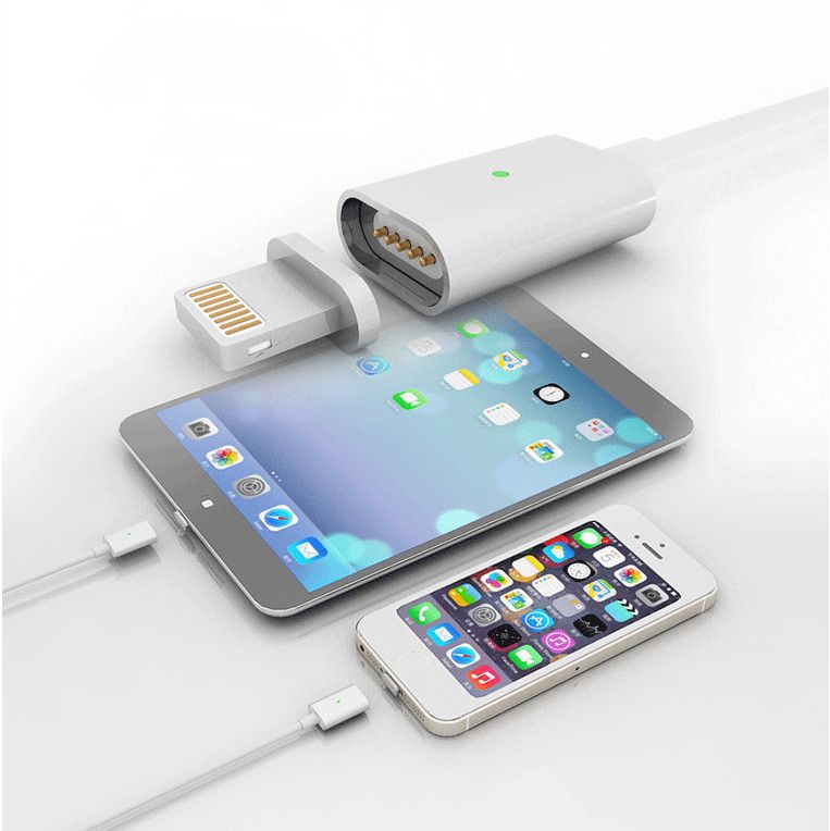Just Released New Product On Our Store Moizen Smart Magn Check It Out Here Http Your Hot Deal Myshopify Com P Iphone Iphone 7 Adapter Magnetic Charger