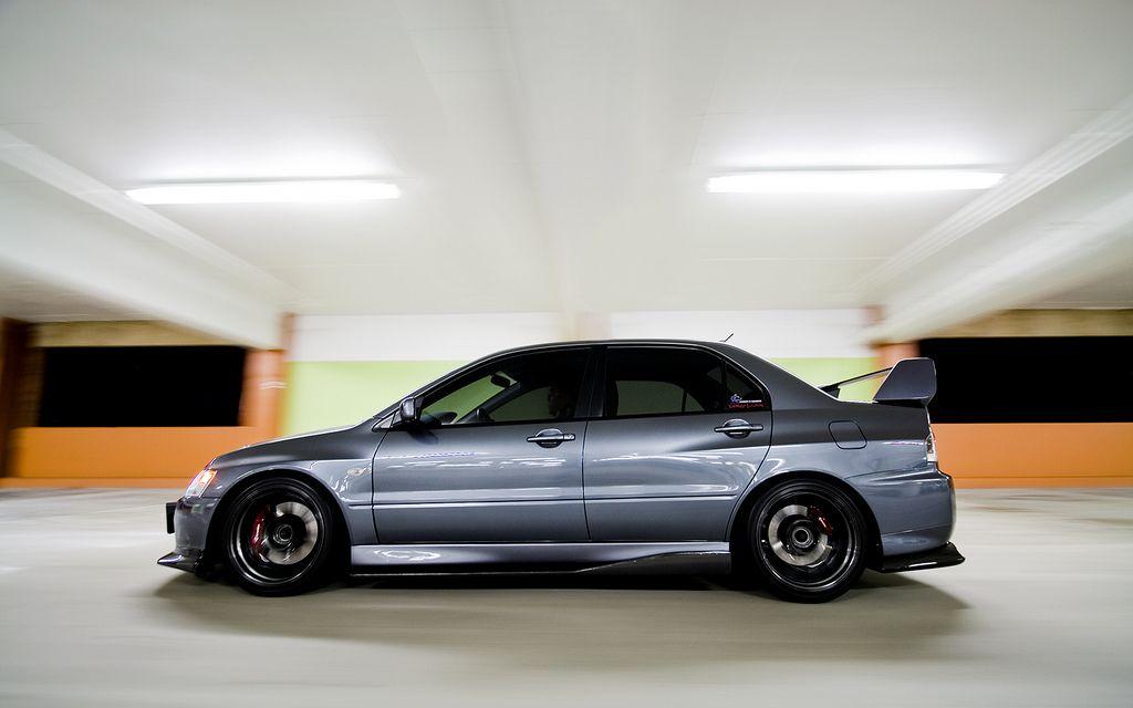 A Wicked EVO // Wayne's E85 Tuned Mitsubishi Evolution ...