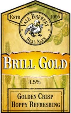 A golden ale brewed by Vale in Brill, England.  The commercial description states: A golden session ale made from the finest Maris Otter malted barley and English hops. The full malt flavour is well balanced with fruity, slightly citrus hop aromas and soft bitterness.