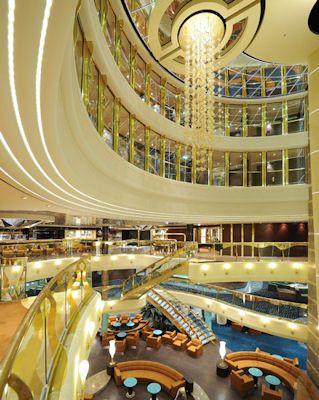 MSC Fantasia Cruise Ship Reviews and Cruise Deals   Cruise ...