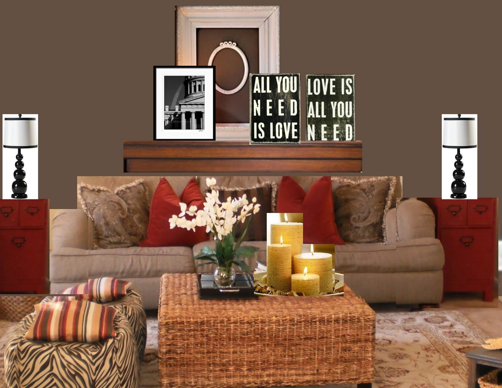 The Yellow Cape Cod One Wall 6 Diffe Looks