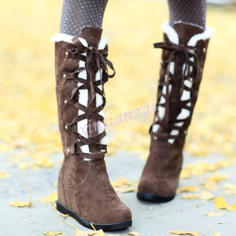 Gracie Black & Yellow Lace Up Boots