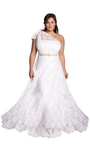 IGIGI by Yuliya Raquel Plus Size Celine Wedding Gown $375.00