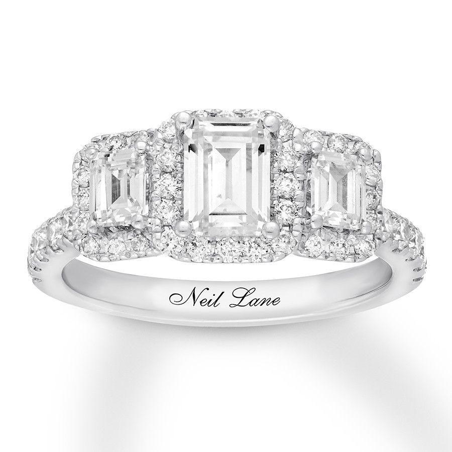 9d745f9417e3 Neil Lane Bridal Ring 1-3 4 ct tw Diamonds 14K White Gold - 992192803 -  Jared