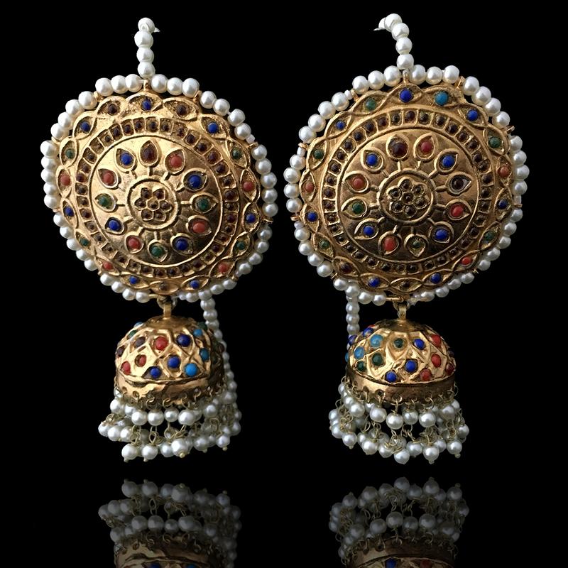 8938bd30e4c Pariza Earrings
