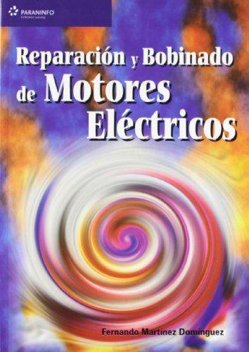 descargar libros de bobinados de motores electricos gratis
