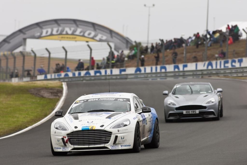 Aston Martin\'s Hybrid Hydrogen Rapide S To Make UK Competition ...