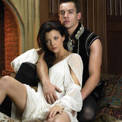 The Tudors. Natalie Dormer and Jonathon Rhys Meyers ❤️