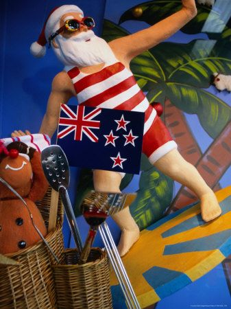Christmas In New Zealand Take Me Home Summer Christmas Christmas Shop Window Christmas Window Display