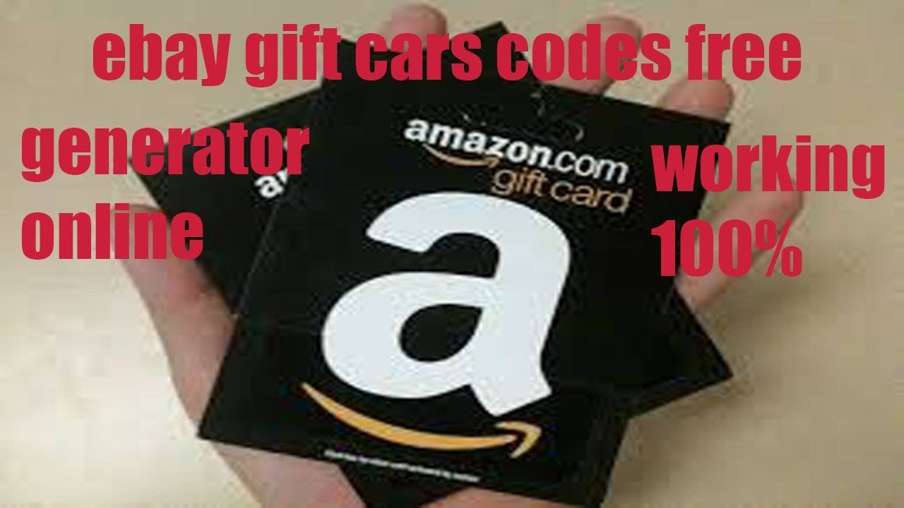 Amazon gift card codes generator 2017 how to get free