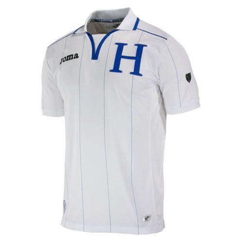 b18512e8d2a Joma Honduras 2012 2013 Home Jersey