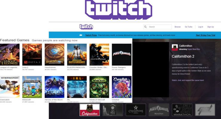 Twitch - www twitch tv Login | App | Stream Live Videos