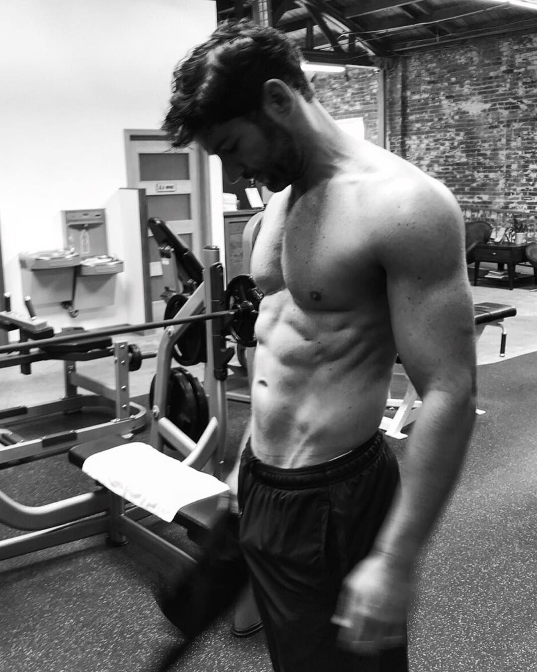 Tom Ellis Workout Routine and Diet: Get Shredded like the Lucifer Star