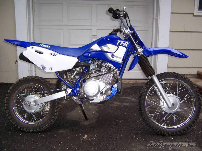 2001 Yamaha Ttr 125 Cool Dirt Bikes Yamaha Motocross Dirtbikes