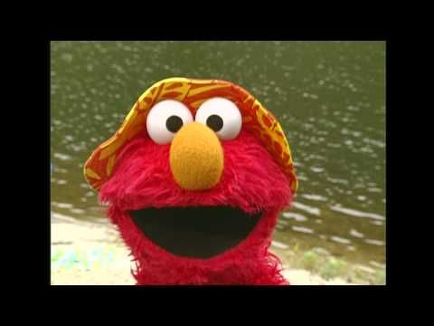 Sesame Street Elmos World Summer Vacation Spanish Oznoz