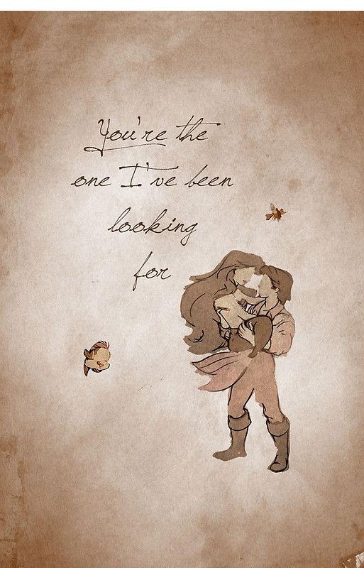 The Little Mermaid inspired valentine. #iPhone #Disney # ...