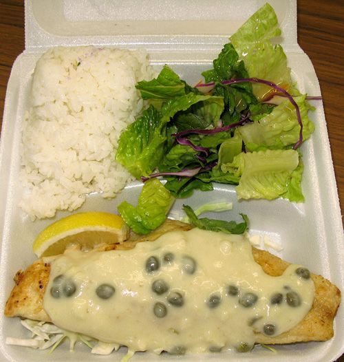 Kalihi Eats Two Plates From Kahai Street Kitchen Fish Recipes
