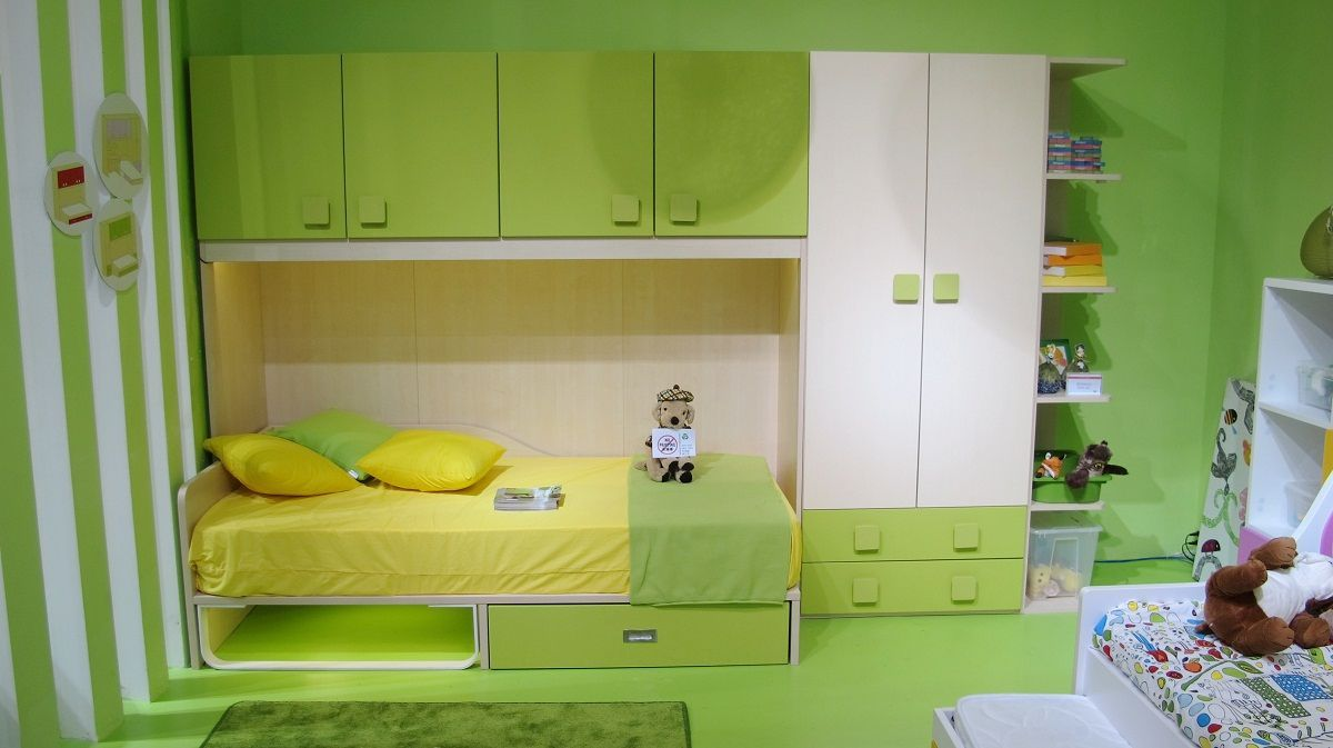 9  Kids Furniture for Small Rooms - Guest Bedroom Decorating Ideas ...