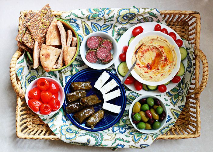 Mediterranean meze platter recipe dinners easy and food mediterranean meze platter thanksgiving dinner recipesdinner forumfinder Choice Image