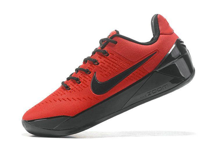 0f5b45cb95d5 Size Euro 47 Nike Kobe A.D. Hyper Crimson Black 2018 Bball Shoes ...