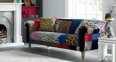 Animal Print Sofa Fabric Sofa Design Fabric Sofa Sofa Decor