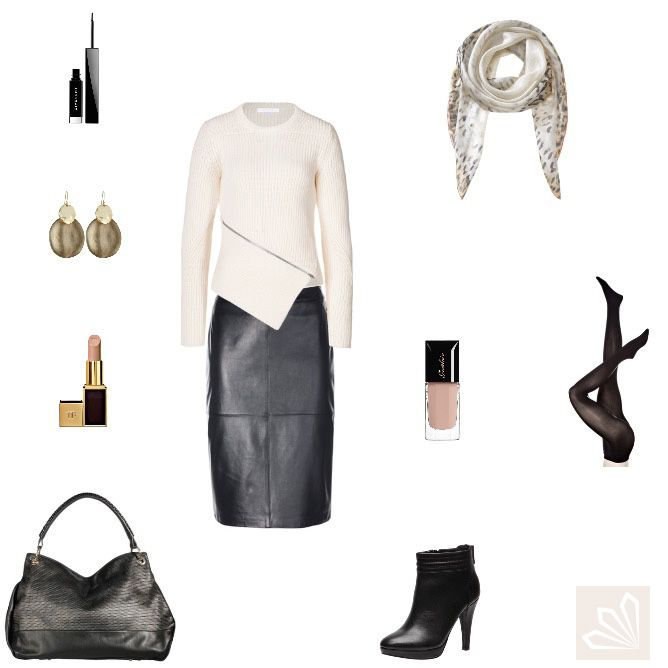 Casual Outfit: Zips and Nude Lips. Mehr zum Outfit unter:  http://www.3compliments.de/outfit-2015-09-21
