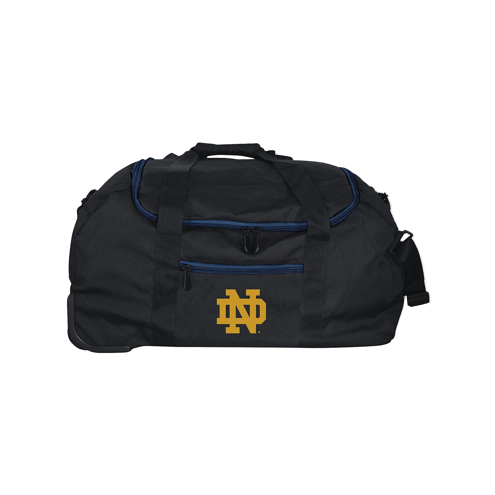 6ef3ced47df4 NCAA Notre Dame Fighting Irish Travel Duffel Bag | Products | Duffel ...