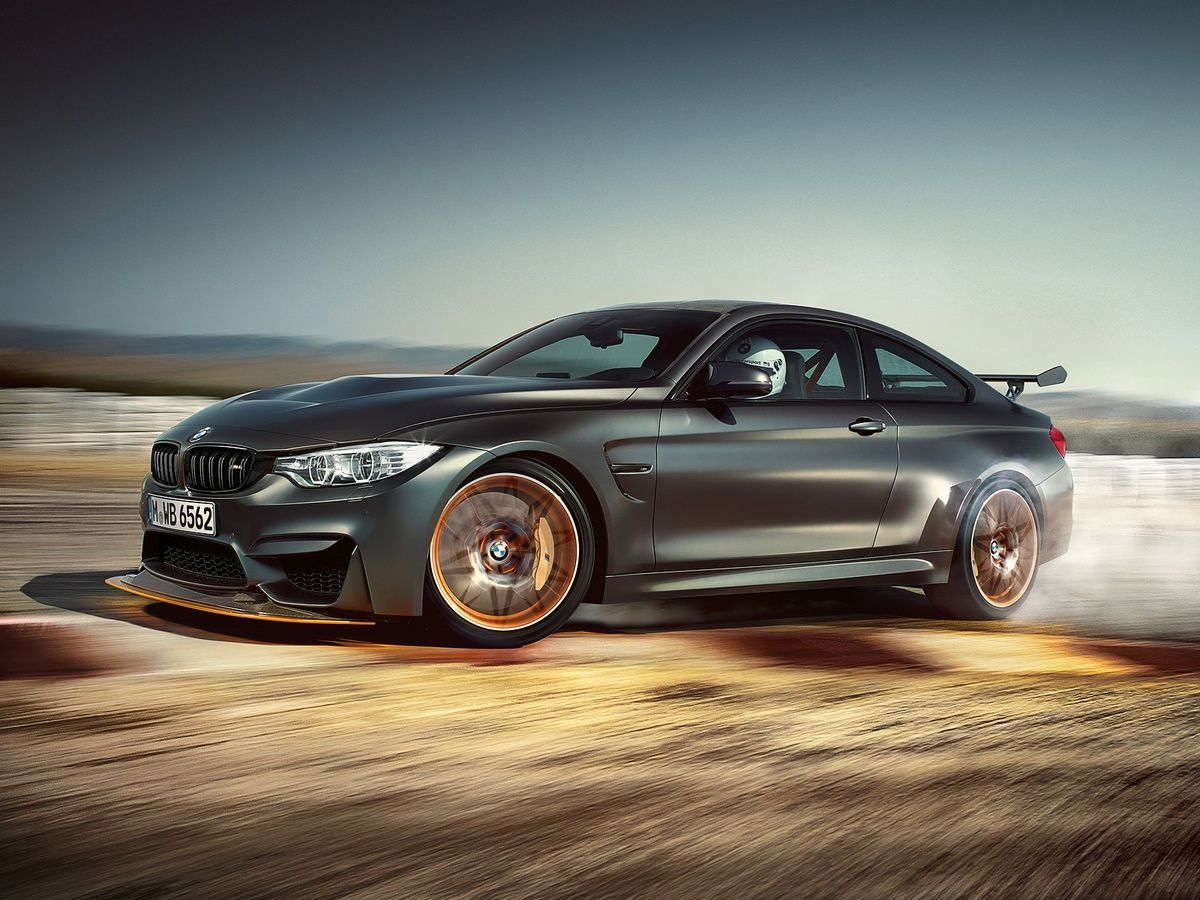 Watch BMWu0027s Water Injected M4 GTS Lap The Nurburgring With Ferrari Beating  Quickness