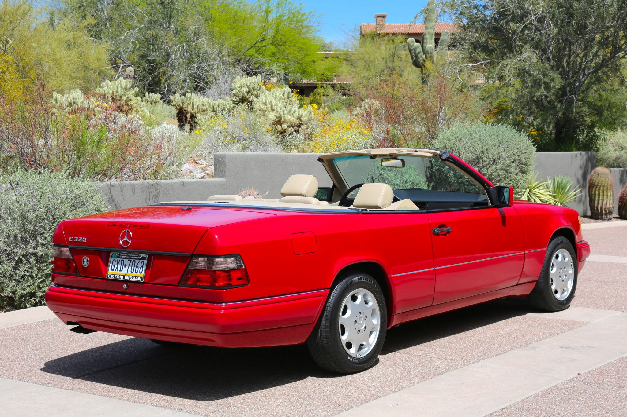 The Best 1994 Mercedes E320 Cabriolet