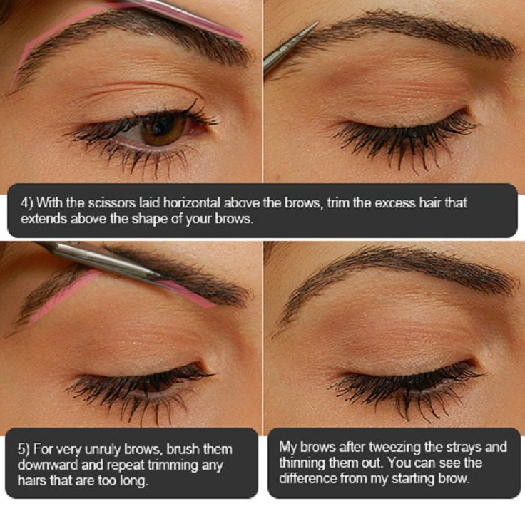 Top 10 Smart Tips And Tricks For Perfect Eyebrows Hair Beauty