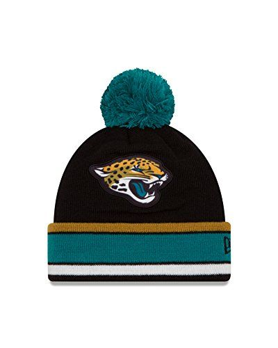 ... order nfl jacksonville jaguars team relation knit beanie one size black  click on the image for b68293e33